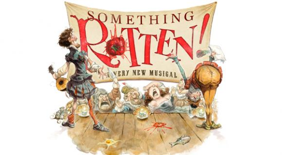 Something Rotten at Eccles Theater