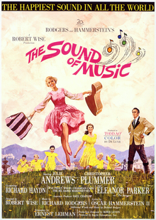 The Sound Of Music at Eccles Theater