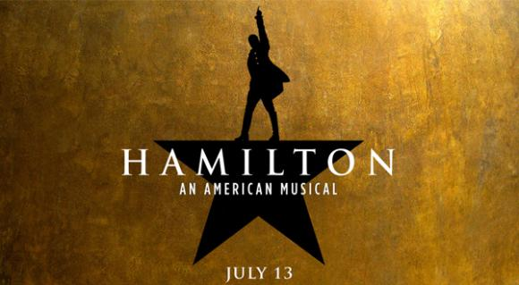 Hamilton at Eccles Theater