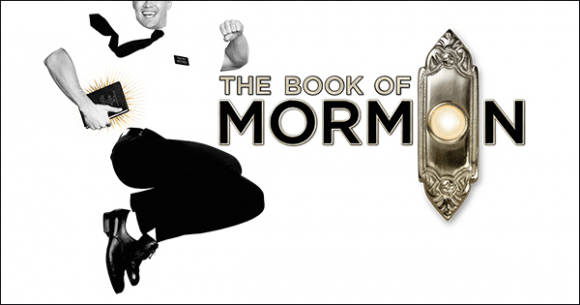 The Book Of Mormon at Eccles Theater