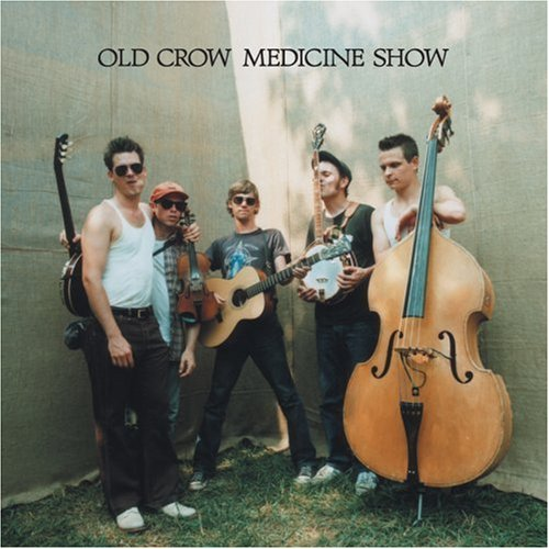 Old Crow Medicine Show at Eccles Theater