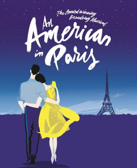 An American in Paris at Eccles Theater