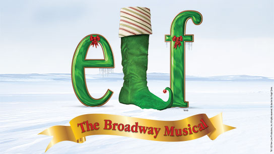 Elf - The Musical at Eccles Theater