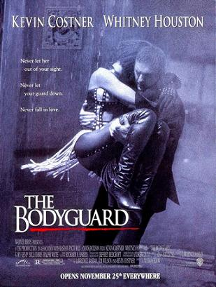 The Bodyguard at Eccles Theater