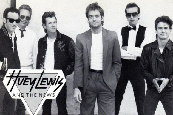 Huey Lewis and The News at Eccles Theater