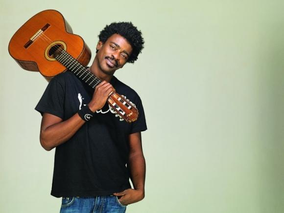 Seu Jorge at Eccles Theater