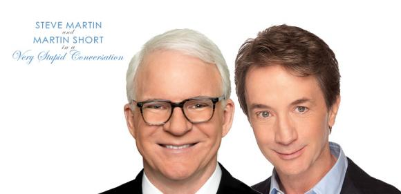 Steve Martin & Martin Short at Eccles Theater
