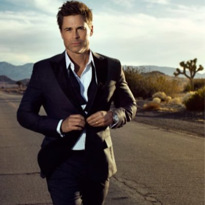 Rob Lowe at Eccles Theater