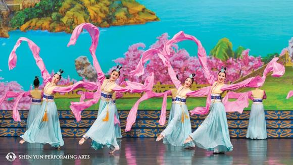 Shen Yun Performing Arts at Eccles Theater