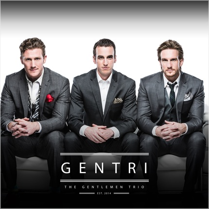 Gentri - The Gentlemen Trio at Eccles Theater