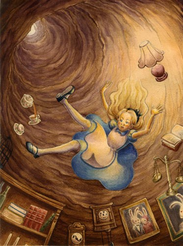 Down The Rabbit Hole at Eccles Theater