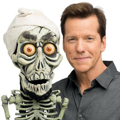 Jeff Dunham at Eccles Theater