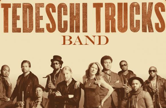 Tedeschi Trucks Band at Eccles Theater