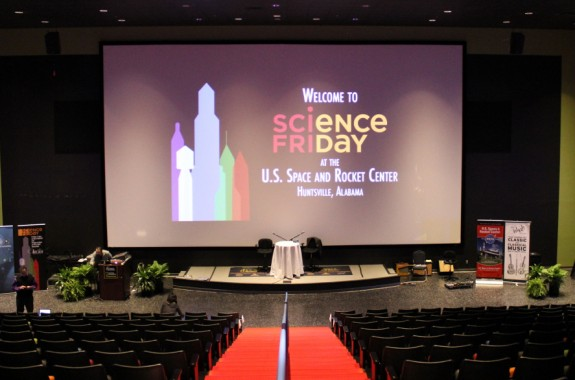 Science Friday at Eccles Theater