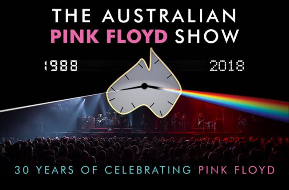 Australian Pink Floyd Show at Eccles Theater