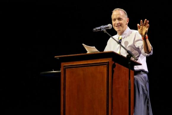 David Sedaris at Eccles Theater