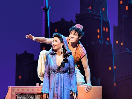 Aladdin at Eccles Theater