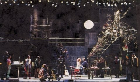 Rent at Eccles Theater