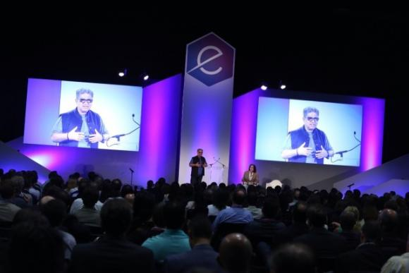 Deepak Chopra at Eccles Theater