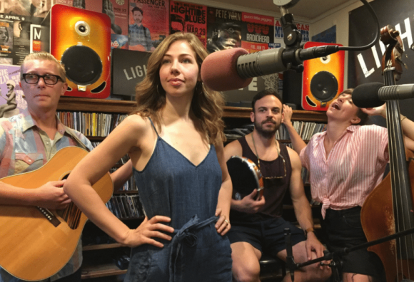 Lake Street Dive at Eccles Theater