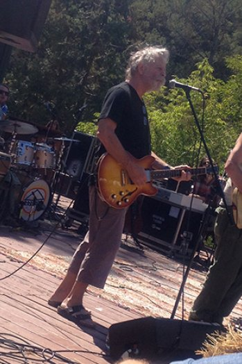 Bob Weir at Eccles Theater