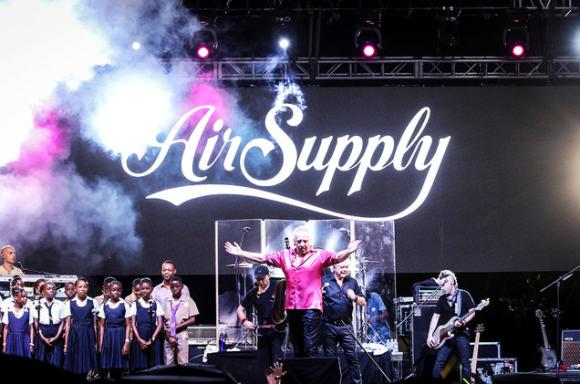 Air Supply at Eccles Theater