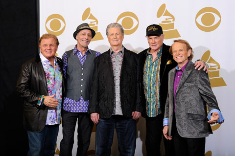 The Beach Boys at Eccles Theater