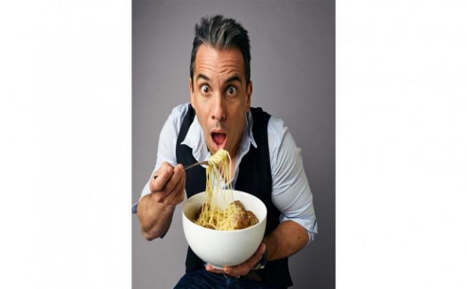 Sebastian Maniscalco at Eccles Theater