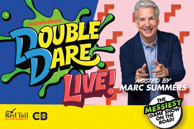 Double Dare - Live at Eccles Theater