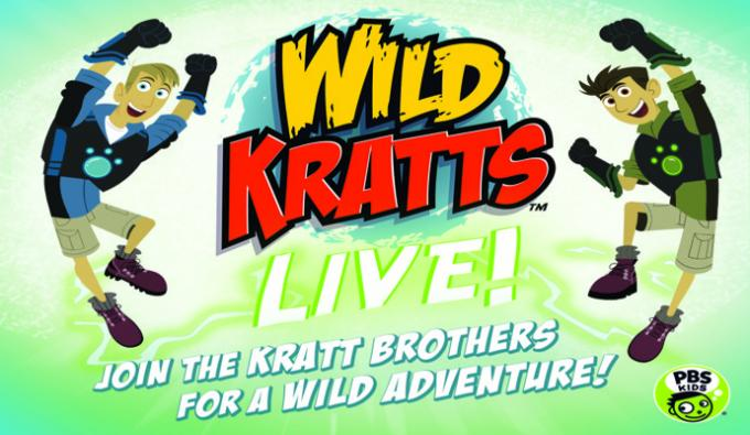 Wild Kratts - Live at Eccles Theater