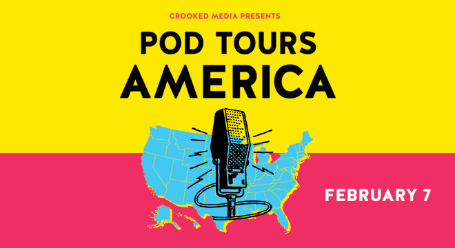 Pod Tours America at Eccles Theater
