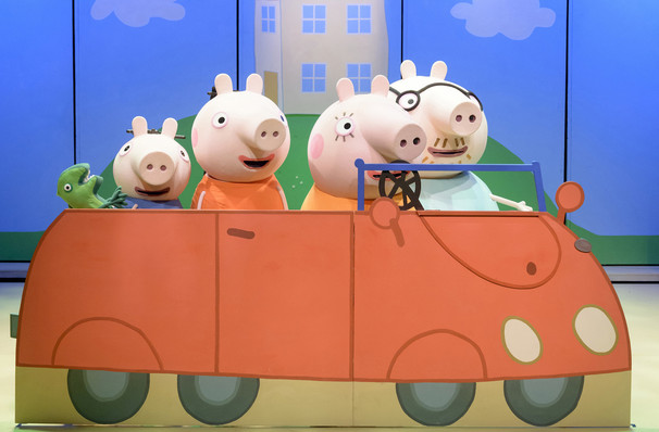 Peppa Pig at Eccles Theater