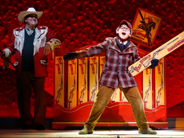 A Christmas Story at Eccles Theater