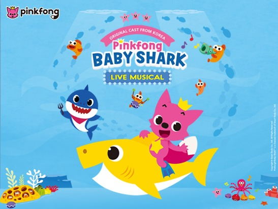 Baby Shark Live! at Eccles Theater