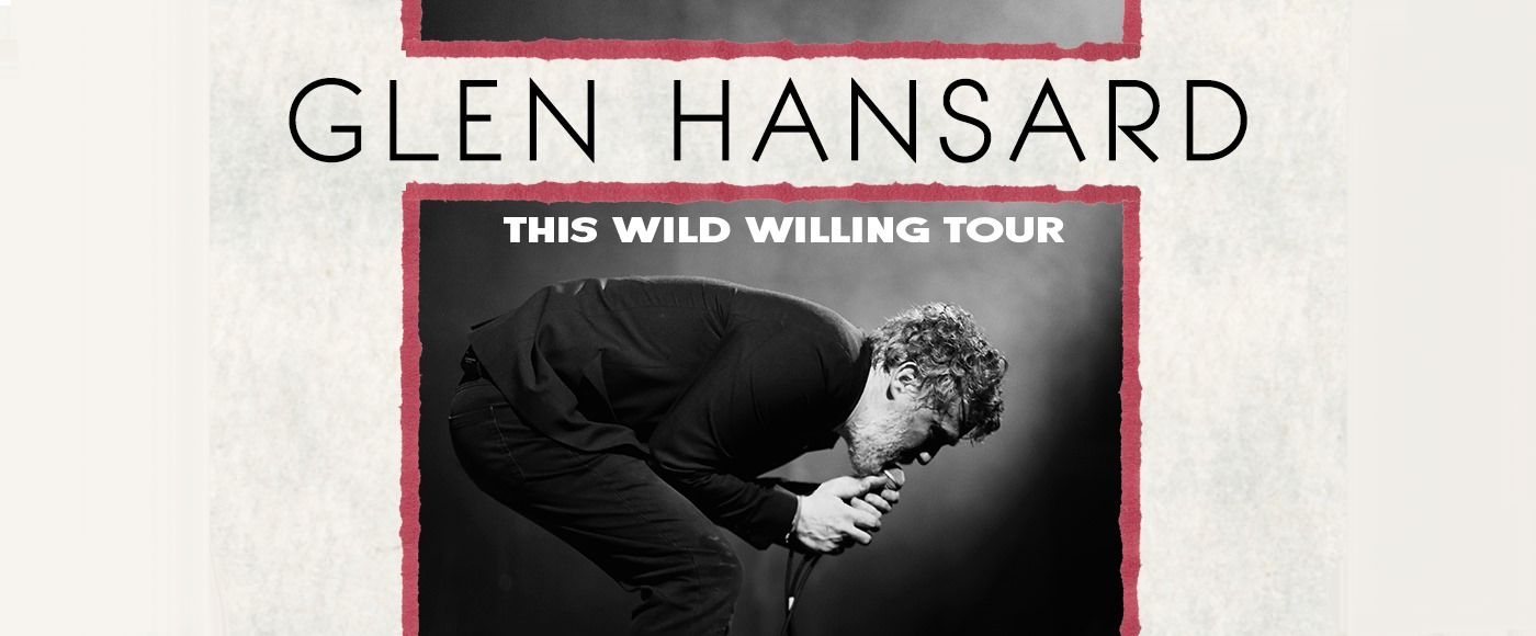Glen Hansard at Eccles Theater
