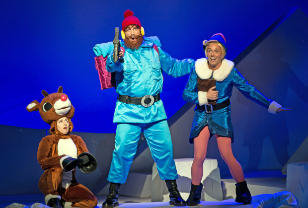 Rudolph The Red-Nosed Reindeer at Eccles Theater