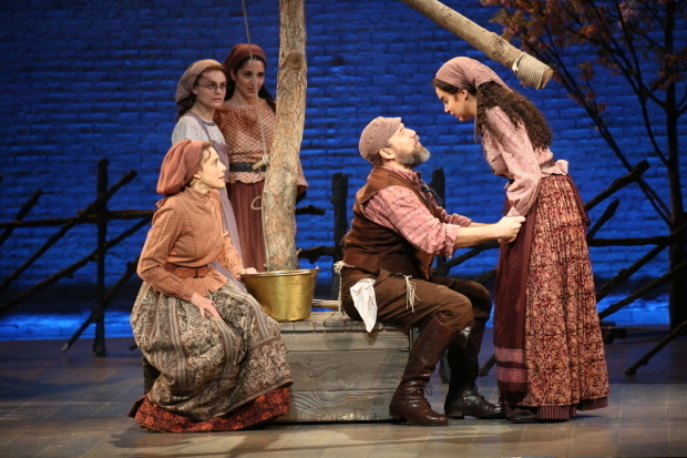 Fiddler On The Roof at Eccles Theater