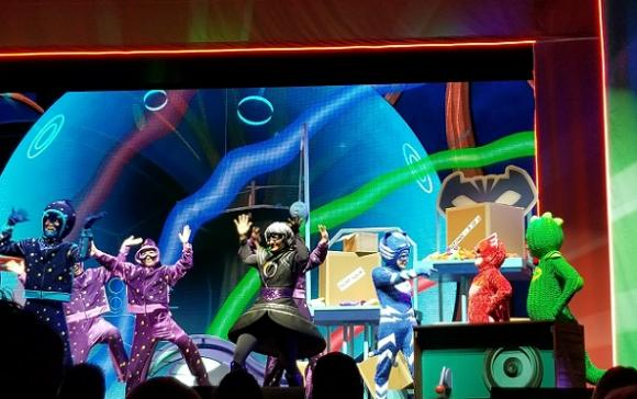 PJ Masks at Eccles Theater