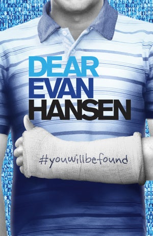 Dear Evan Hansen at Eccles Theater