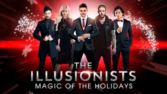 The Illusionists at Eccles Theater