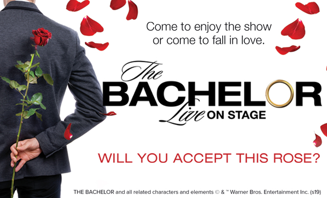 The Bachelor - Live On Stage at Eccles Theater