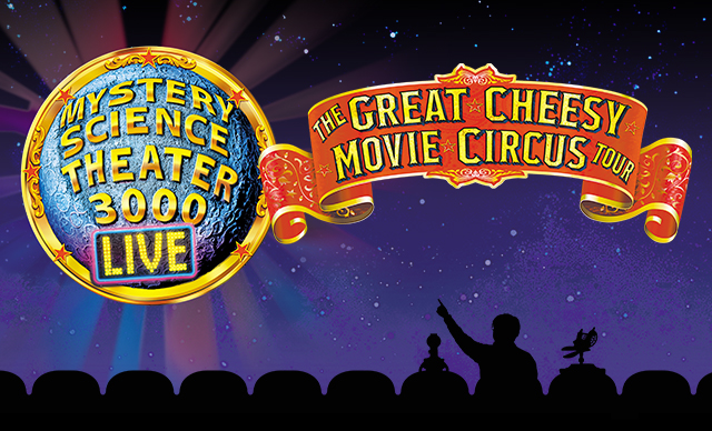 Mystery Science Theater 3000 at Eccles Theater