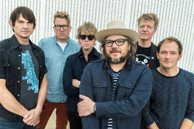 Wilco at Eccles Theater