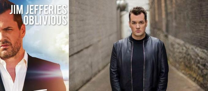Jim Jefferies at Eccles Theater