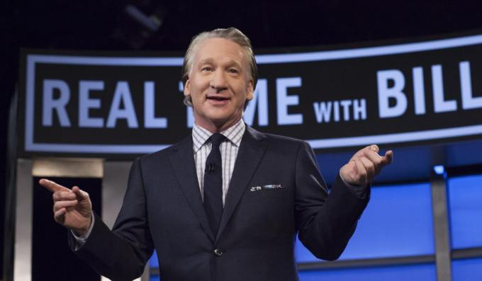 Bill Maher at Eccles Theater