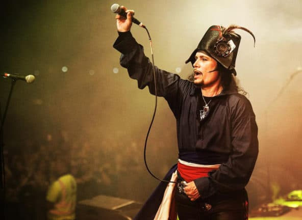 Adam Ant at Eccles Theater