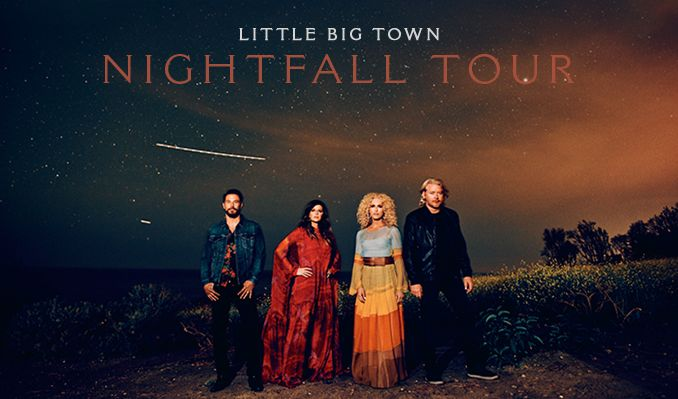 Little Big Town & Caitlyn Smith [POSTPONED] at Eccles Theater
