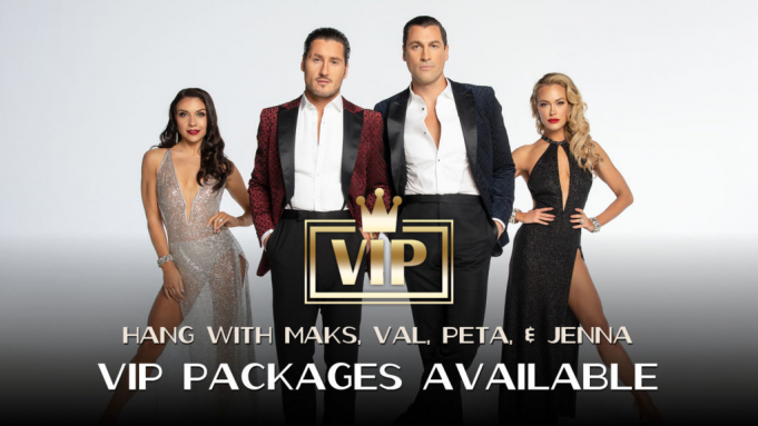 Maks & Val [CANCELLED] at Eccles Theater