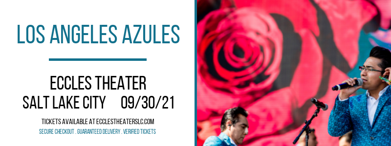 Los Angeles Azules at Eccles Theater