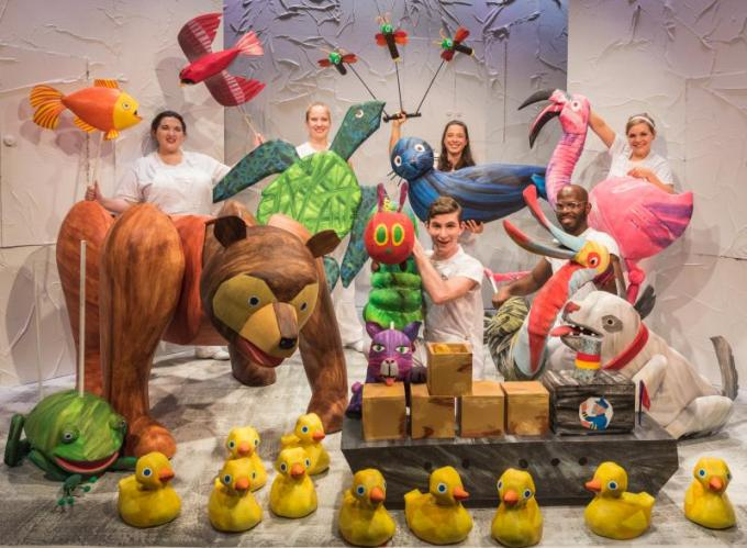 The Very Hungry Caterpillar Show at Eccles Theater